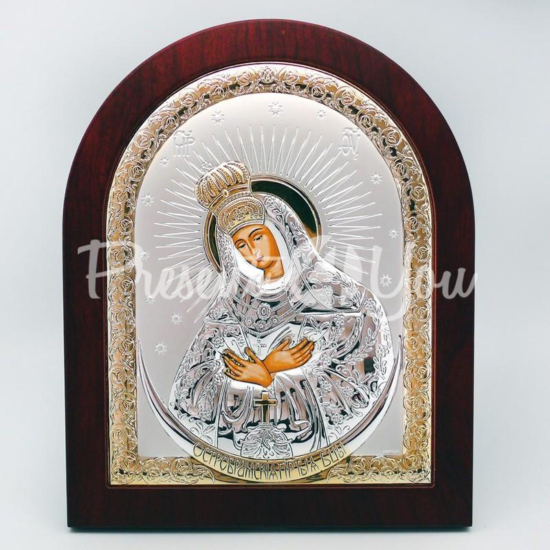 Икона «Иисус Христос», 20х25 см.
