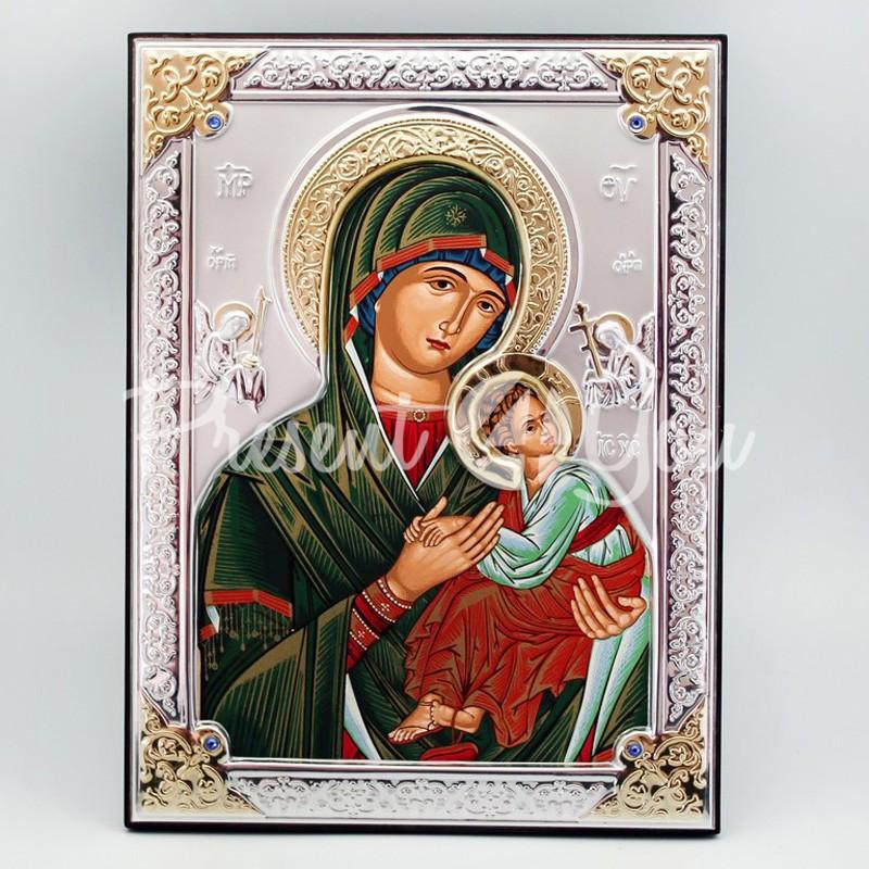 Икона Богородицы «Страстная», 19х26 см.