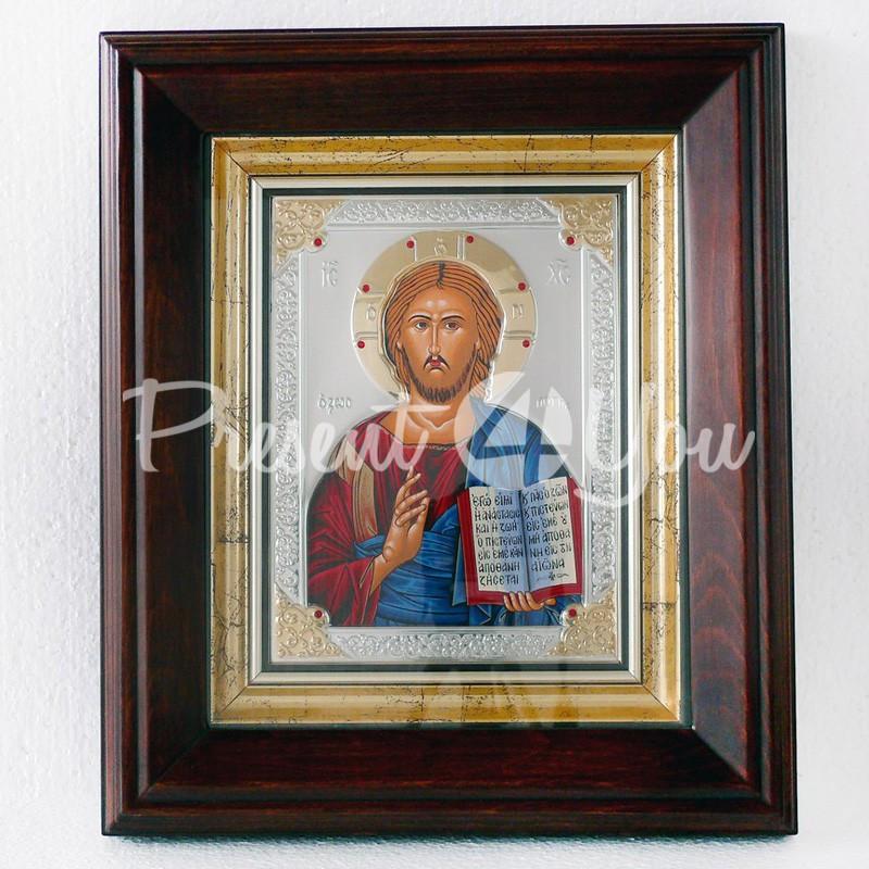 Икона «Христос Спаситель», 43х37 см.