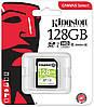 Kingston SDXC 128GB Canvas Select Class 10 UHS-I U1 (SDS/128GB), фото 2