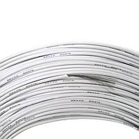 Провод силиконовый 22 AWG - 0,3 кв.мм(60х0,08) 1 м