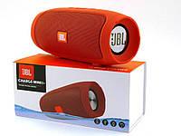 Портативна блютуз колонка JBL Charge 3 MINI колонка з USB,SD,FM ЧЕРВОНА