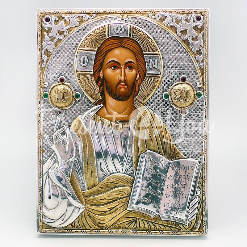 Икона «Христос Спаситель», 13х17 см.
