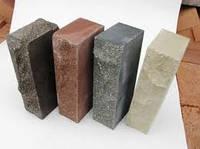 Гиперпресованый кирпич (рваный камень)
