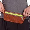 Ремінь-сумка спортивний (поясний) для бігу і велопрогулянки 1000A, фото 4