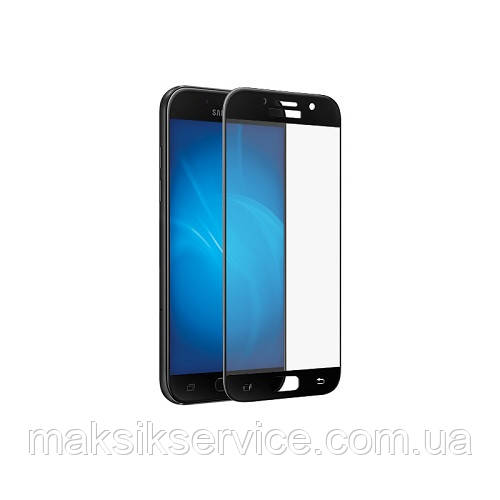 Защитное стекло Full Screen Samsung J6 Plus Samsung J610 white black gold