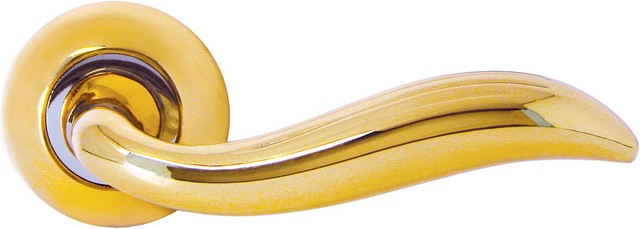Дверная ручка на розетке VALLEY S-14