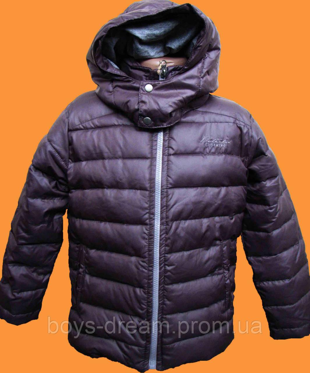 Куртка зимняя для мальчика (92-134) Puledro (Турция)