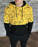 Мужской стильный свитшот Худи мужской Мужская одежда
