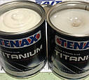 Прозрачный клей Titanium Extra Clear для камня (1л) TENAX, фото 2