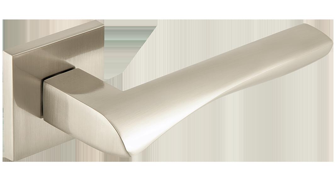 Дверні ручки MVM Z-2018 SN матовий нікель