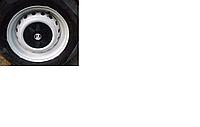 Колпак колеса ВАЗ 2101-2107 на болтах (малый, серый) комплект 4 шт.