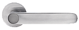 Дверні ручки MVM Z-2019 MC матовий хром, фото 2