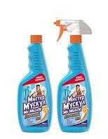 Средство для мытья ванн 5 в 1 Мистер Мускул