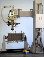 Установка АС307 для МИГ/МАГ сварки кольцевых швов «трубных решеток»