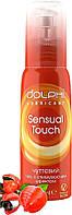 Гель-смазка Dolphi ВОЗБУЖДАЮЩАЯ С СОГРЕВАЮЩИМ ЭФФЕКТОМ Sensual Touch 100 ml