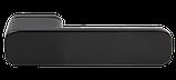 Дверні ручки MVM Z-2017 Black матовий чорний, фото 2