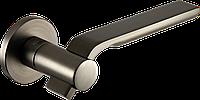 Дверні ручки MVM Z-1803 MA матовий антрацит