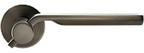 Дверні ручки MVM Z-1803 MA матовий антрацит, фото 2