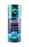 Интимный гель-смазка Contex Long Love  100  мл, фото 1