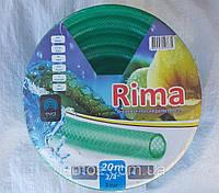 ШЛАНГ ДЛЯ ПОЛИВА EVCI Plastik  Rima  3/4  50 м, фото 1