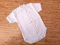 Боді-футболка  дитячий  трикотажний інтерлок