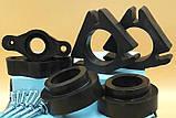 Проставки Мазда 5 полиуретановые для увеличения клиренса, фото 2