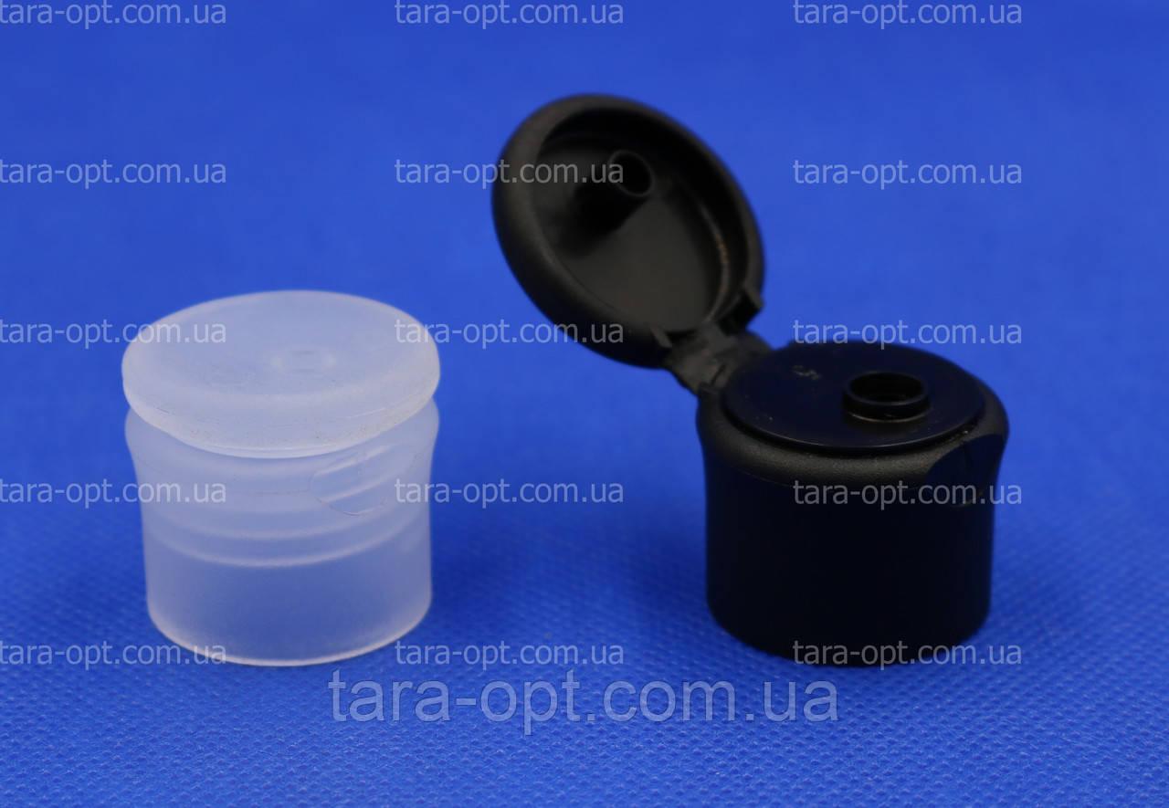 Крышка Флип-топ для флаконов колпачок, 24 мм