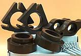 Проставки Мазда 5 полиуретановые для увеличения клиренса, фото 3