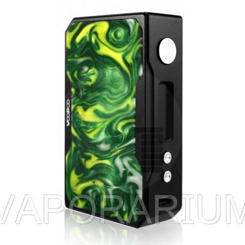 VooPoo Black Drag Resin 157W MOD Jade