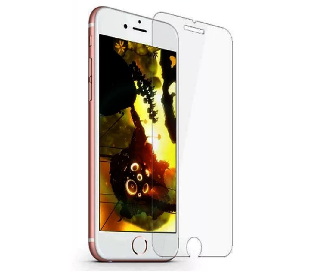 Загартоване захисне скло на Iphone 6s Прозоре