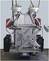 Установка АС316 для ТИГ сварки одновременно двух кольцевых швов