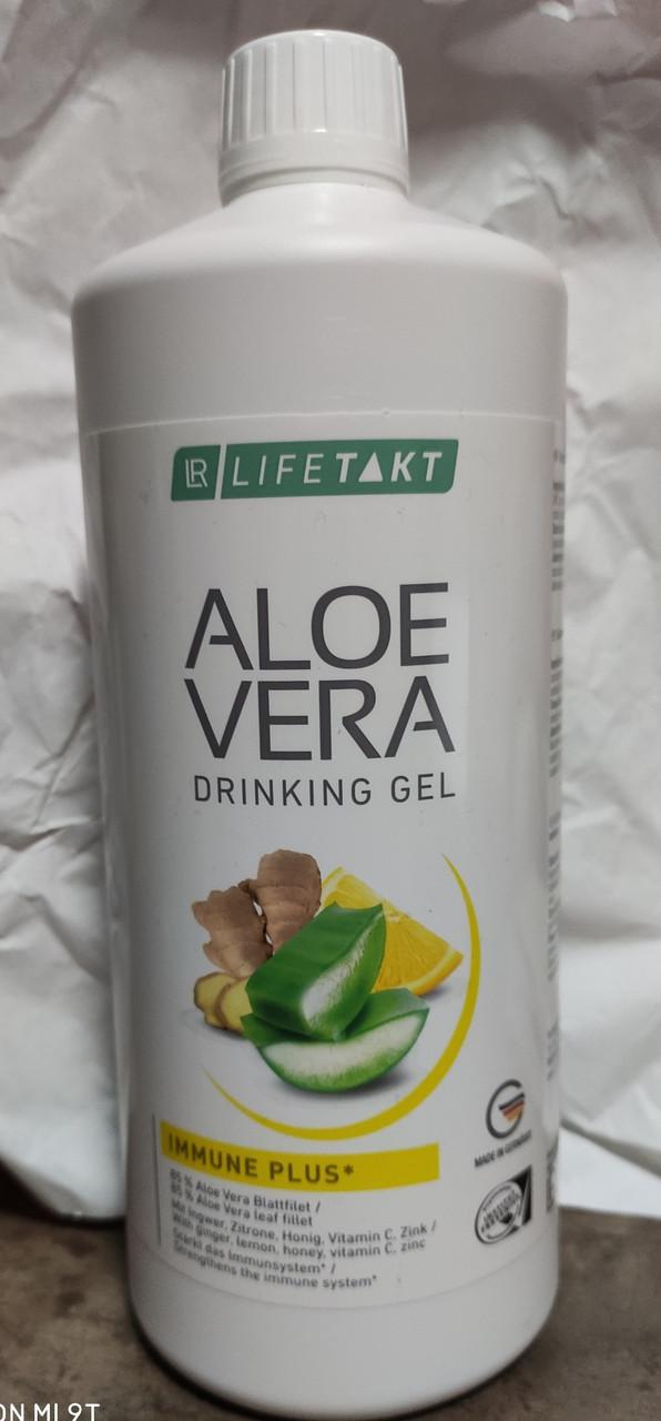 Aloe Verа гель питьевой Алоэ Вера Иммун Плюс Имбирь с  селеном 1л, LR