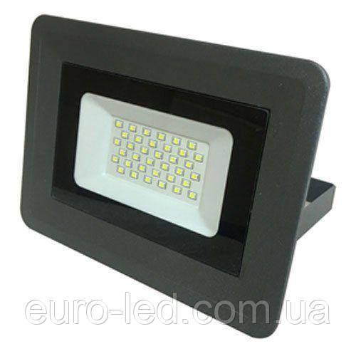 Светодиодный прожектор OEM 30W S5-SMD-30-Slim 6500К 220V IP65
