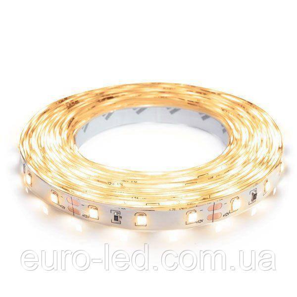 Светодиодная лента B-LED 2835-60 WW теплый белый, негерметичная, 1м