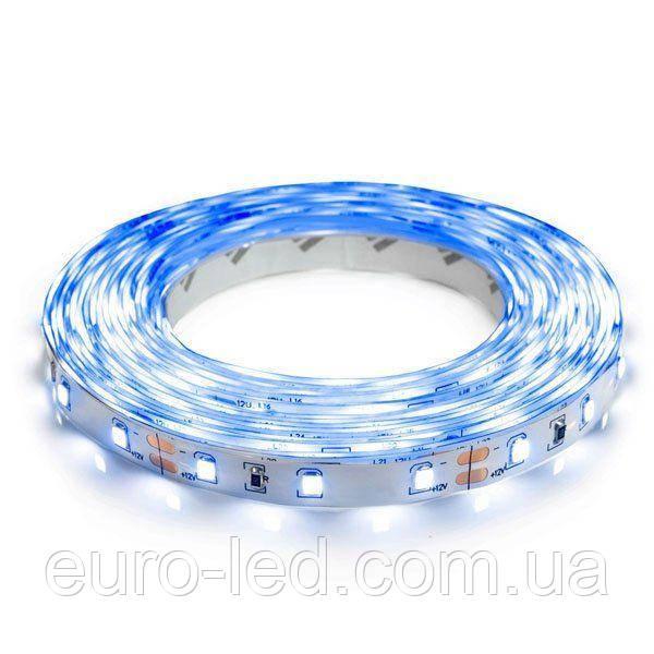 Светодиодная лента 3528-60 B синий, негерметичная, 1м