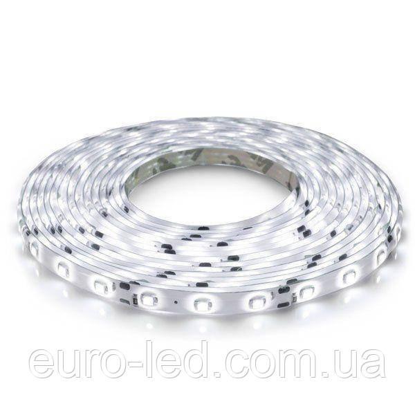 Светодиодная лента  3528-60 W IP65 белый, герметичная, 1м