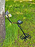Металлоискатель Профитек Fortune M3 с глубиной поиска до 2 м Черный (MET-FM3), фото 7