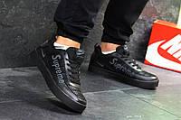 Кроссовки Nike Supreme  черные