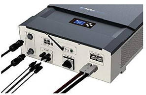 Гибридный инвертор Imeon Energy IMEON 3.6 (3 кВт 1 фазный 3 МРРТ), фото 3