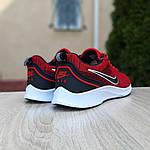 Чоловічі кросівки Nike ZOOM Air (червоні) 10083, фото 2