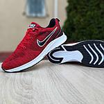 Чоловічі кросівки Nike ZOOM Air (червоні) 10083, фото 3
