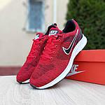 Чоловічі кросівки Nike ZOOM Air (червоні) 10083, фото 5