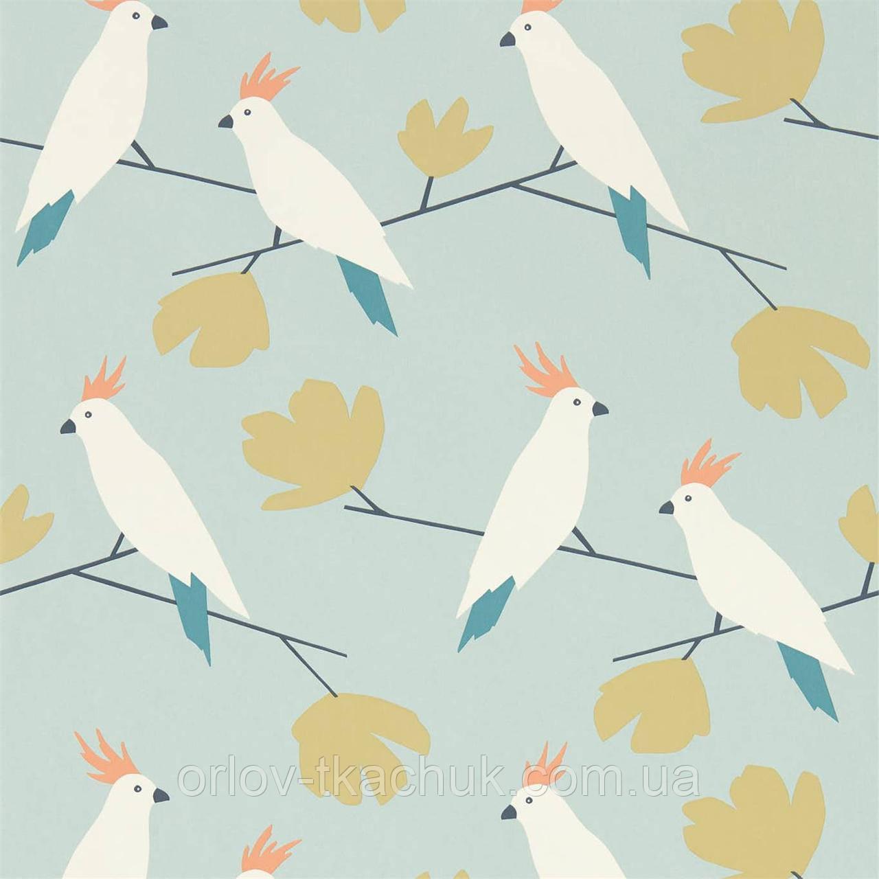 Шпалери Love Birds Esala Scion