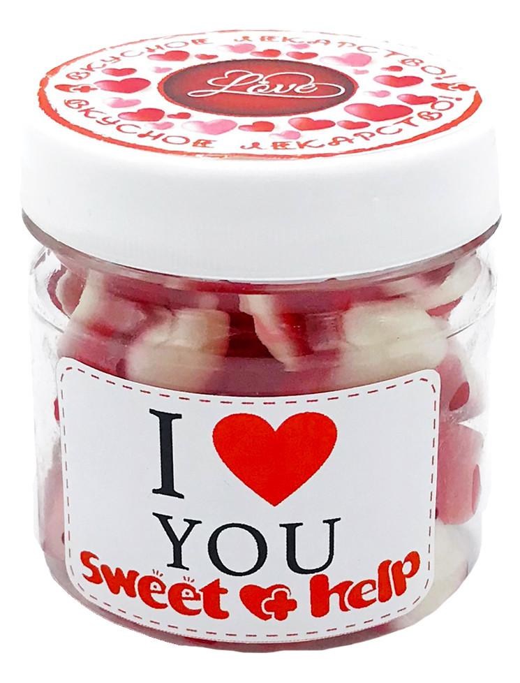 "Sweet help (вкусная помощь) ""Я люблю тебя"" 150мл"