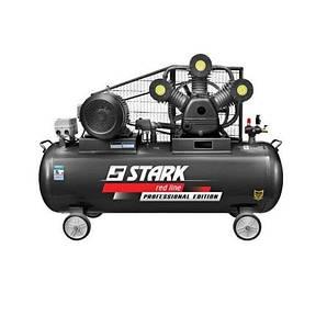 Профессиональный поршневой компрессор Stark 10500 SAWB Profi