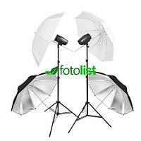 Набор студийного света Godox FST PHOTO EG-180KA IP33 KIT-2, 2х180 Дж