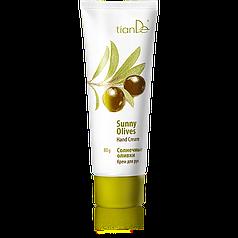 """Крем для рук """"Солнечные оливки"""" TianDe (ТианДе) 80 гм"""