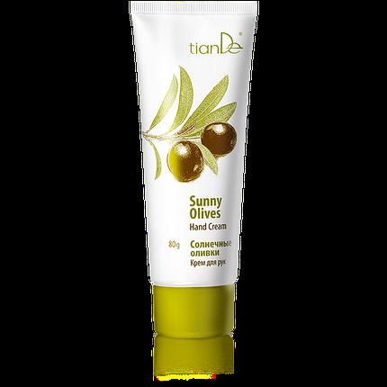 """Крем для рук """"Солнечные оливки"""" TianDe (ТианДе) 80 гм, фото 2"""