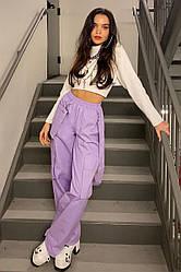 Женские брюки Street style